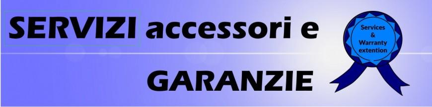 Servizi accessori e Garanzie