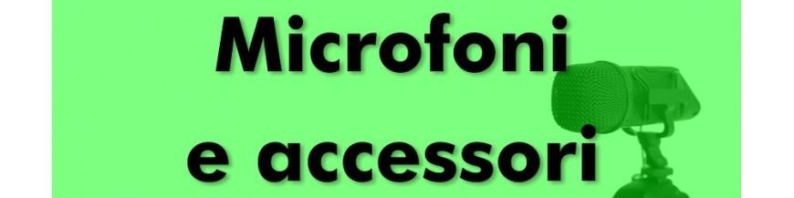 Microfoni e accessori