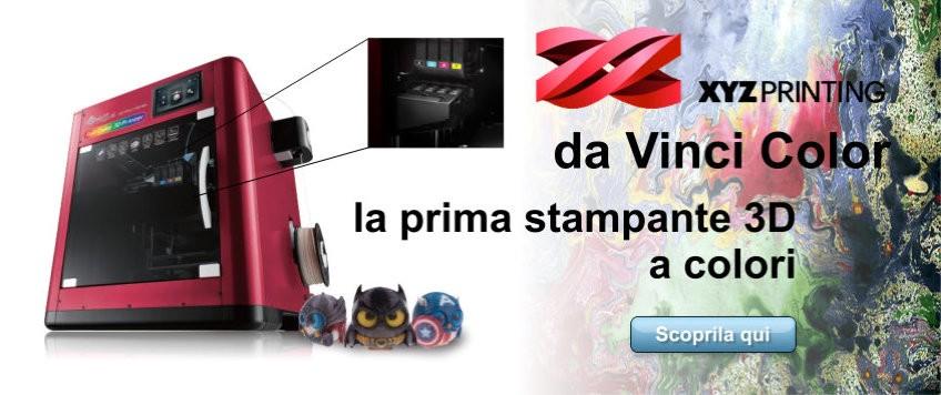 da Vinci 3D Colour Printer