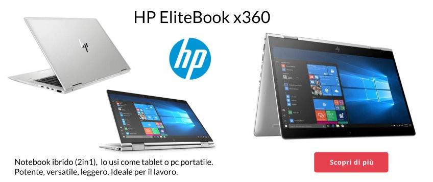 Promo HP EliteBook x360