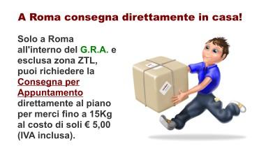 Consegna Roma